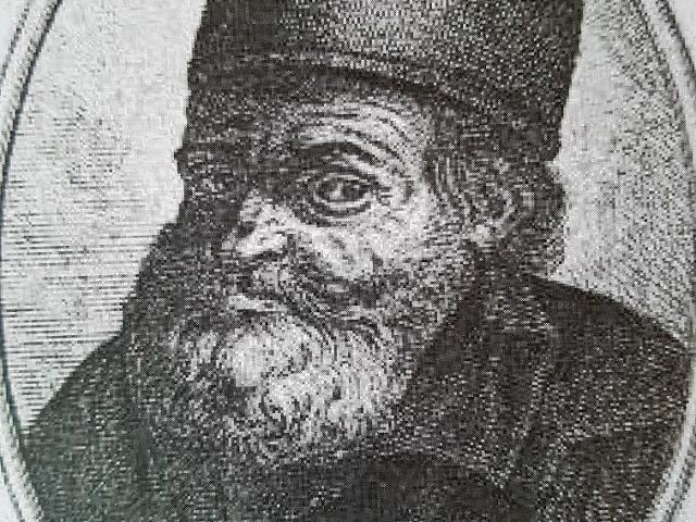 Portrait de Nicolas Flamel, XVI siecle
