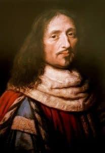 Guillaume de Lamoignon par Robert Nanteuil