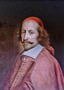 Portrait du cardinal Mazarin par Pierre Mignard (1658-1660), Chantilly, musée Condé
