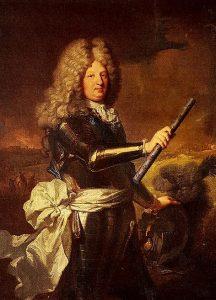 Portrait de Louis de France par Hyacinthe Rigaud