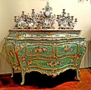 Commode du XVIII siècle, Musée des Arts décoratifs