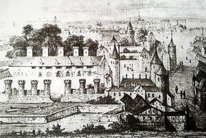 Palais des Tournelles